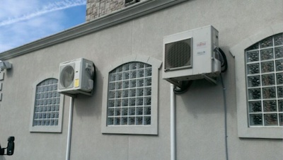 ductless air conditioner installation central nj